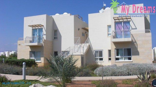 Квартира в Есентепе 76м2